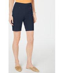 inc curvy bermuda shorts, created for macy's