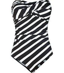 costume intero modellante (nero) - bpc selection
