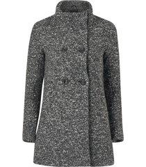 kappa onlsophia wool boucle coat