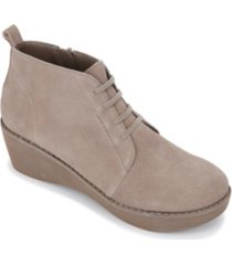kenneth cole reaction prime lace up booties women's shoes