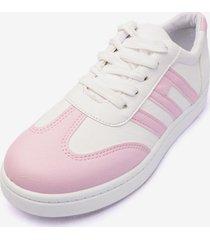 zapatilla feng mujer pink chancleta