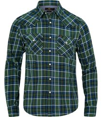 skjorta western shirt, slim fit