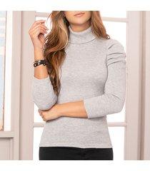 blusa hermione gris para mujer croydon