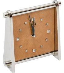 relógio de mesa horne