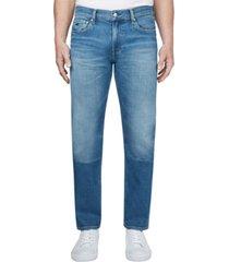ckj jeans 035 straight azul calvin klein