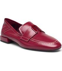 furla 1927 loafers låga skor röd furla