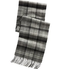barbour men's galingale plaid scarf