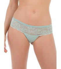 shorts selmark string shorty clarisse groen
