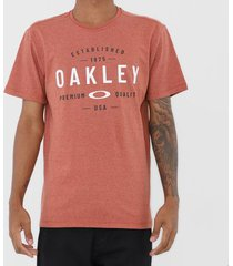 camiseta oakley premium quality vermelha