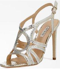 laminowane sandały model fidessa