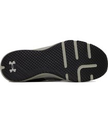 zapatilla verde under armour charged engage hombre