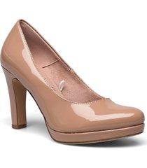 woms court shoe - moffen shoes heels pumps classic creme tamaris