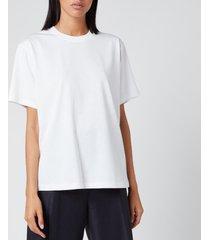 victoria, victoria beckham women's victoria t-shirt - white - l