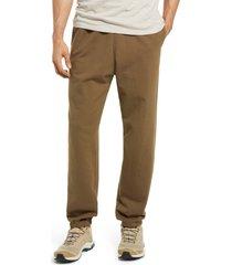 men's groceries apparel men's jogger pajama pants, size xx-large - green