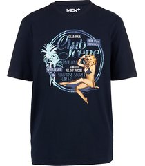 t-shirt men plus marine