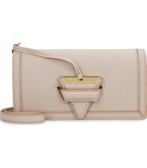 loewe barcelona leather crossbody bag