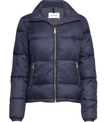 howard jacket fodrad jacka blå modström