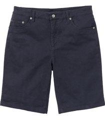 bermuda elasticizzati classic fit (blu) - bpc bonprix collection