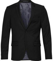 hardmann, suit blazer blazer kavaj svart bruun & stengade