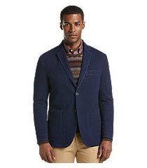 1905 collection tailored fit knit blazer - big & tall clearance