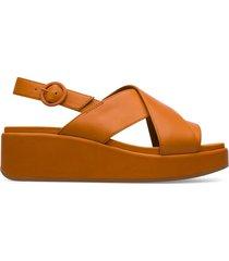 camper misia, sandalias mujer, naranja , talla 41 (eu), k200985-004