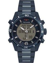 relógio technos masculino ts digiana - bjk203aae/4a bjk203aae/4a