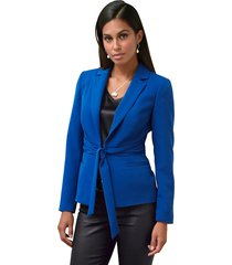 blazer amy vermont royal blue