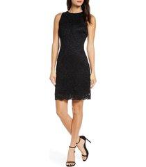 women's sam edelman bow back lace sheath dress