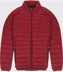 chaqueta roja levis