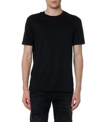 calvin klein black cotton t shirt
