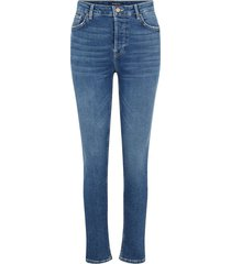 skinny fit jeans high waist