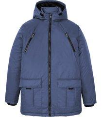 giacca invernale con cappuccio (blu) - bpc bonprix collection