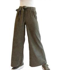 pantalon sofia verde militar racaventura