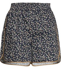 slbanks shorts shorts flowy shorts/casual shorts blå soaked in luxury