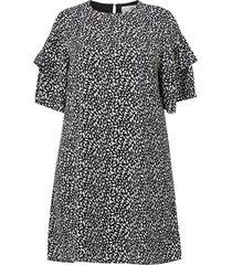 klänning slfcarl 2/4 short dress curve