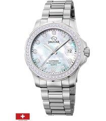 reloj woman nácar aguar