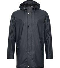 steely jacket 7357 regenkleding blauw samsøe samsøe