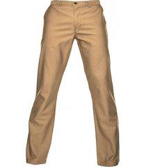 pantalón fantasía frente plano café mcgregor