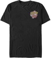 fifth sun teenage mutant ninja turtles men's totally rad '84 short sleeve t-shirt
