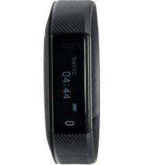 pulseira inteligente fitness easy mobile smart fit 2 hr - preto