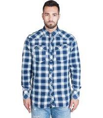 3301 plaid shirt