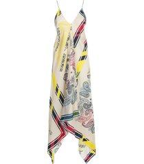 dress blancket thin strap silk fantasy