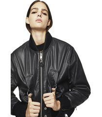 chaqueta l manua jacket negro diesel