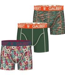 gaubert 3 pak heren boxershorts set 3-l