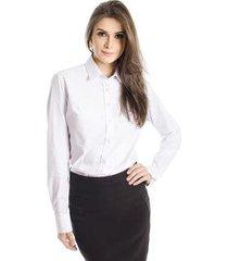 camisa básica calvin klein feminina