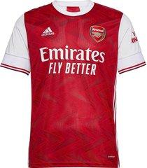 arsenal men's home jersey t-shirts football shirts rood adidas performance