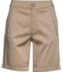 vichino rwre new shorts-noos shorts chino shorts beige vila