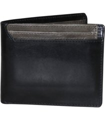 dopp alpha rfid id convertible thinfold wallet