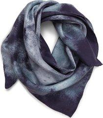 women's treasure & bond sandwash square silk scarf