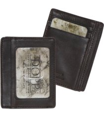 dopp regatta collection get away card case wallet